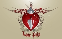 Heart in Painful Love