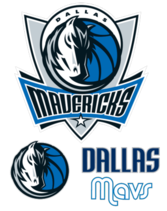Dallas Mavericks Logo PSD