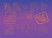 Rss Feed Logo Graphics