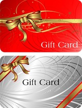 2 Beautiful And Practical Gift Card