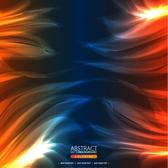 ABSTRACT FLAME BACKGROUND VECTOR.eps