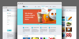 BisLite: Business-Website-PSD-Vorlagen