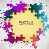 Puzzle color splash