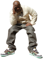 The Jacka Sitting Cutout PSD