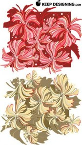 Free Vector Art | Clip Art Graphics | Flower Vector Wallpaper Vectors