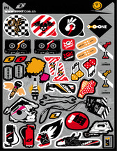Elements Of The Trend Vector Graphic Goods