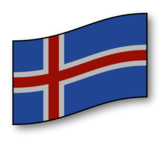 interactive Iceland flag
