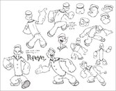 Popeye Official Who Set Up Vector (2)