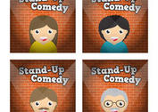 Stand Up Vector Characters