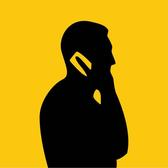 MAN WITH THE PHONE SILHOUETTE.ai