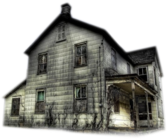 Haunted House PSD