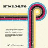 CURVED COLORFUL STRIPES VECTOR.eps