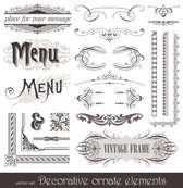 European-style Lace Pattern 02- Vector Material European-style Styles Corner