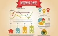 Vintage Info-Graphic Chart