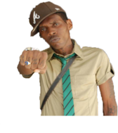 vybz Kartel Uniform PSD