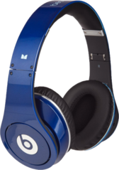 Blue Beats by Dre 1 PSD