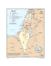 Israel and Disputed Territories