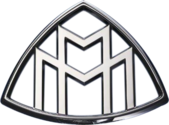 Maybach Logo / Sign PSD