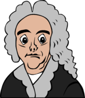 Handel Cartoon