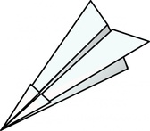 Toy Paper Plane