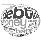 DEBT WORD CLOUD VECTOR.eps