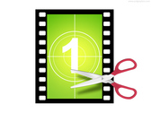 Video editing icon (PSD)