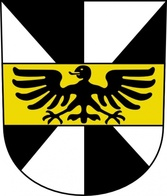 Black Eagle Wipp Hittnau Coat Of Arms