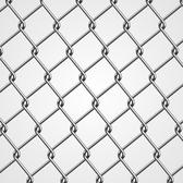 CHAIN-LINK FENCE VECTOR IMAGE.eps
