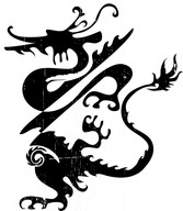 One Of The Classical Chinese Dragon