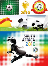 World Cup 2010 Album Vector World Cup