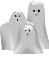 GHOST FAMILY PSD