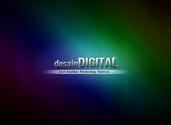 Rainbow Abstract Background PSD