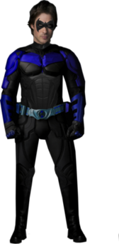 Nightwing PSD