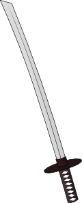 Katana sword weapon