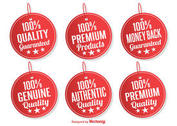 Promotional Tags / Labels