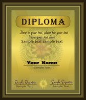 Gorgeous diploma certificate template-04