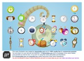 Clocks and Watches Icon