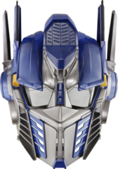optimus prime mask PSD