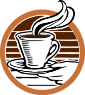 Johnny's Cup of Coffee Coloured