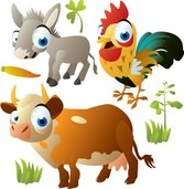 Cute Cartoon Animal