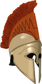 Greek Helmet PSD