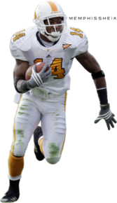 Eric Berry Tennessee Volunteers PSD