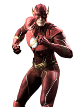 The Flash (Injustice) PSD