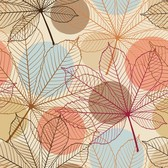 Leaves Background 2