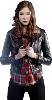 amy pond PSD