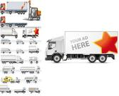Vector Collection Of Transport Material