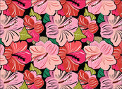Free Very flowery Pattern