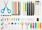 Stationery Vectors