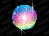Lights Disco Ball