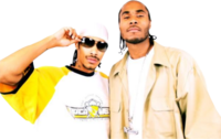Layzie Bone and Flesh -n- Bone PSD